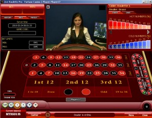 live roulette gokken